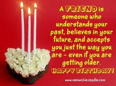 birthday best friend quotes | happy birthday quotes for best ... via Relatably.com