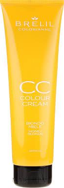 Brelil Professional CC Color Cream - <b>Колорирующий крем для</b> ...