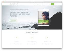 best responsive magazine wordpress themes colorlib allegiant best wordpress theme