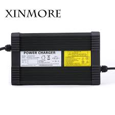 <b>XINMORE</b> AC-DC 96.6V <b>4A</b> Lithium Battery <b>Charger</b> for 84V (85.1V)