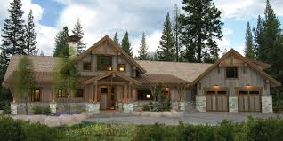 Hybrid Timber Frame House Plans Archives   MyWoodHome comBragg Creek Timber Frame Home Floor Plan by Canadian Timberframes  Ltd