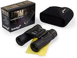 Levenhuk Atom 12x25 Ultra-Compact Binoculars with ... - Amazon.com