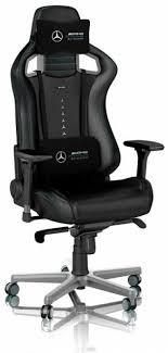 Купить <b>Игровое Кресло Noblechairs EPIC</b> Mersedes AMG Ed. (NBL ...