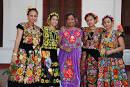 барабинские татары орнамент в одежде