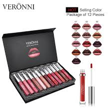 China <b>Hot</b> Selling <b>Cosmetic</b> Veronni Long Lasting Matte Liquid ...