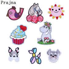 Prajna <b>Hippopotamus Horse</b> Dog Bird Sun Rose <b>Patches For</b> ...