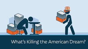 what s killing the american dream what s killing the american dream