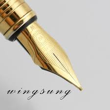 Chinese <b>Jinhao</b> Fountain Pen Silver Supply