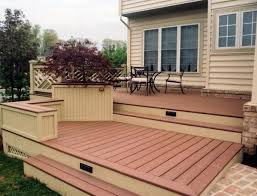patio decking deck