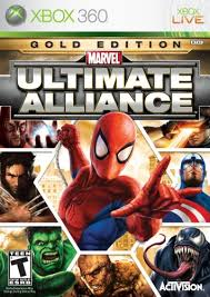 Marvel: Ultimate Alliance Gold Edition RGH Xbox 360 [Mega+]