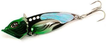 """<b>Блесна Yoshi Onyx</b> """"<b>Yalu</b> Vib Up"""", цвет: зеленый, 21 г — купить в ..."""