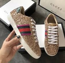 Woman <b>Sneakers Fashion</b> Casual Shoes <b>Sequin Glitter</b> Lace Up ...