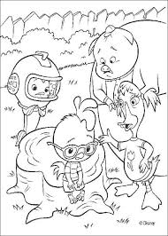 Small Picture Chicken little 60 coloring pages Hellokidscom