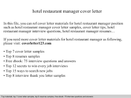 Hotel Manager Cv Template Job Description Example Resume  More Staff Accountant Cover Letter Examples
