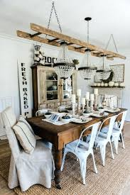Hudson Valley Chandelier  Best Ideas About Farmhouse Dining - Dining room pinterest