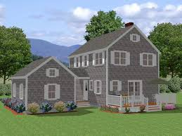 Unique New England Home Plans   New England Style House Plans        Awesome New England Home Plans   New England Colonial Style House Plans