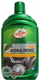 <b>Очиститель</b> и <b>кондиционер</b> для <b>кожи Turtle Wax</b> (<b>Turtle Wax</b> ...