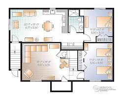 House plans   basement apartment   Drummond Planshouse plans   basement apartment