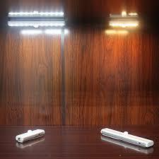hotenda diy stick on anywhere led closet lighting cabinet lighting diy