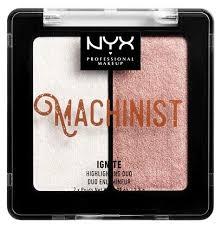 <b>NYX professional makeup Хайлайтер</b> Machinist Highlighter Duo ...