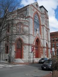 Église Sainte-Marie de Charlestown