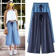 <b>Summer</b> Women's Extra Large Wide Leg <b>Pants</b> Women's <b>Summer</b> ...