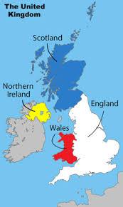 Apa Perbezaan Antara United Kingdom,England,Great Britain dan London