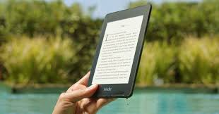 The <b>new</b> Kindle Paperwhite is finally <b>waterproof</b> - The Verge