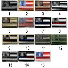 <b>American Flag Embroidery Patch Embroidered</b> Badge Patches ...