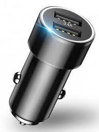 <b>зарядное устройство baseus</b> small screw 3 4a dual usb car ...