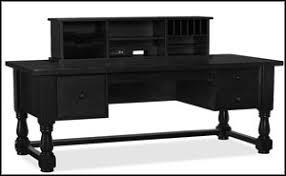 confortable black home office desk spectacular decorating home ideas black home office desk