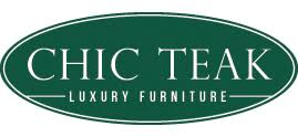 chic teak garden furniture chic teak furniture