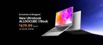 <b>Alldocube</b> - <b>i7Book</b> on banggood: https://bit.ly/2Fk5dkN | Facebook