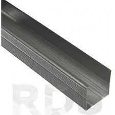<b>Профиль стоечный</b> ПС-2 <b>50х50 мм</b>, 4 м - купить по цене от 45.3 р.