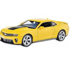 Масштабная <b>модель машины Welly</b> 1:24 <b>Chevrolet</b> Camaro ...