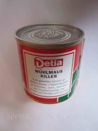 <b>Средство от кротов Detia</b> 45г=75таб.: продажа, цена в Виннице ...
