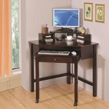 small home office built in built corner desk home