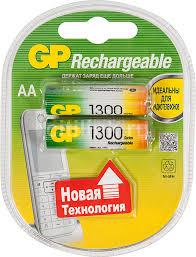 Купить AA <b>Аккумулятор GP 130AAHC</b> в интернет-магазине ...