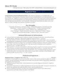 professional resume samples by julie walraven cmrw registered nurse resume sample