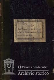 Organizzazione Della Camera Dei Deputati : Archivio della camera regia patrimonio
