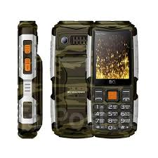 Мобильный <b>телефон BQ BQ</b>-<b>2430</b> Tank Power 2.4 - Смартфоны и ...