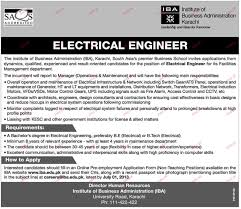 electrical engineers job opportunity jobs pk electrical engineers job opportunity