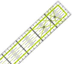 Jessicadaphne <b>DIY sewing quilting tool Patchwork</b> ruler <b>Sewing</b> ...