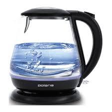 <b>Чайник электрический Polaris PWK</b> 1859CGL черный купить в ...