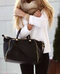 26 Best <b>fur scarf</b> outfits images in <b>2016</b> | <b>Fur</b>, Autumn <b>fashion</b>, Winter ...