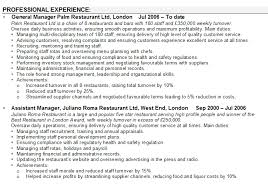 example general manager resume samples  seangarrette coexample general manager resume samples resume exles general templates operations professional areas of expertise experience including
