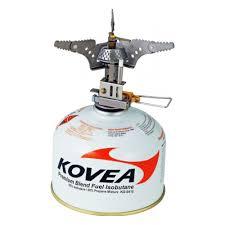 <b>Горелка</b> газовая <b>Kovea KB</b>-<b>0101</b> титановая <b>Titanium</b> Stove ...