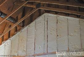 House plans go green   Structural Insulated PanelsHouse plans reveal spray foam insulation