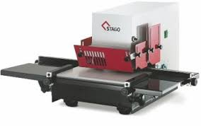 <b>Stago HM15</b> Electric Pad & Saddle Stapler - Ashgrove Trading