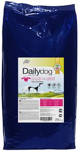"<b>Корм сухой Daily Dog</b> ""<b>Adult</b> Large Breed lamb and rice"", для ..."